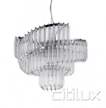 Adela 7 Lights Chandelier Citilux