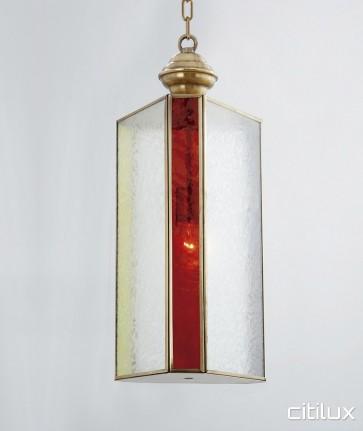 Agnes Banks Simplism Brass Pendant Elegant Range Citilux