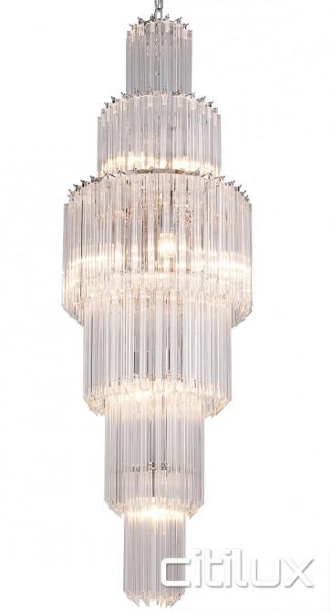Dionne 13 Lights Chandelier Citilux