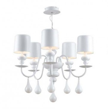 Eva 5 light Chandelier - Pendant Light - Citilux