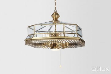Gilead Traditional Brass Made Dining Room Pendant Light Elegant Range Citilux