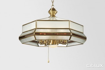 Glendenning Classic Brass Made Dining Room Pendant Light Elegant Range Citilux