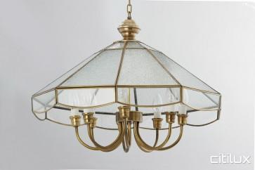 Granville Traditional Brass Made Dining Room Pendant Light Elegant Range Citilux