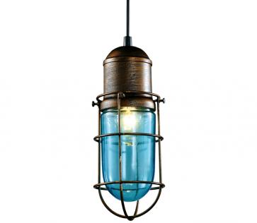 Industrial Bullet Vintage Pendant Lamp - Six colors - Pendant Light - Citilux