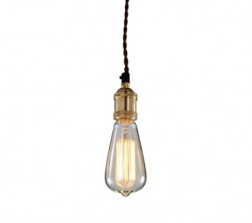 Industrial Edison bulbs Pendant Lamp - A - Pendant Light - Citilux