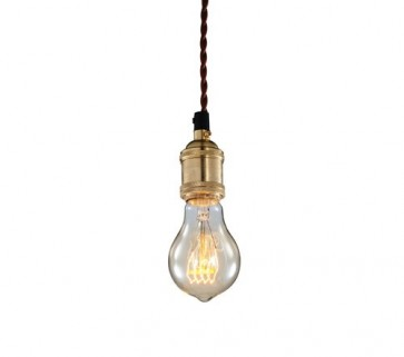 Industrial Edison bulbs Pendant Lamp - B - Pendant Light - Citilux