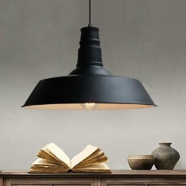 Industrial Funnel Pendant Lamp - Large - Pendant Light - Citilux