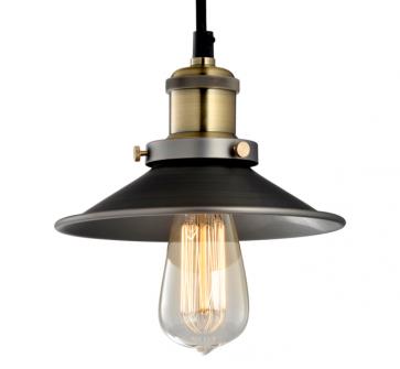 Industrial Vintage Pendant Lamp - Small - Pendant Light - Citilux