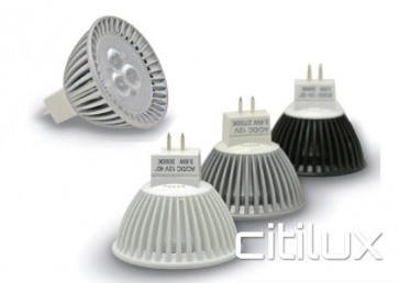 Nexus MR16  LED 5.8W Bulbs