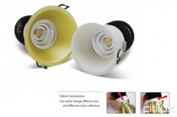 Unilux 82mm LED Downlights