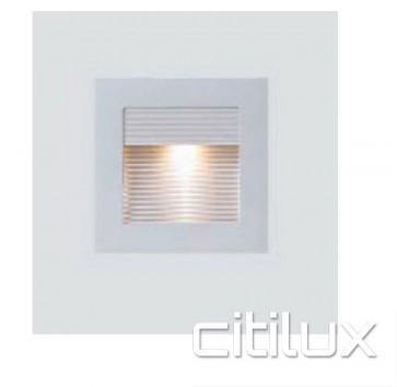 Pedron Half Line Frame LED Wall Light