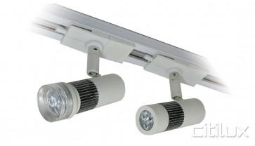 Dekon 87.5mm 3.6W Track Light