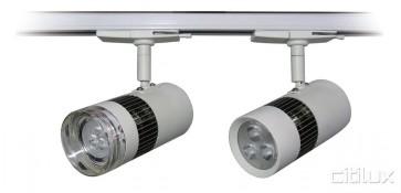 Vell 118.2mm 7.4W Track Light