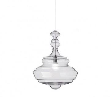 Replica BOLSHOI THEATRE Blown glass pendant lamp - Pendant Light - Citilux