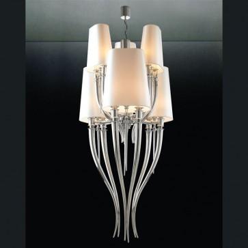 Replica Brunilde Chandelier 840 - Pendant Light - Citilux