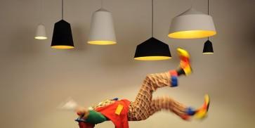 Replica Corinna Warm Circus Suspension Lamp -56cm - Pendant Light - Citilux