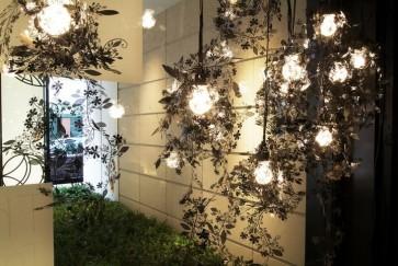 Replica DIY Flower Garland Pendant Light - Pendant Light - Citilux