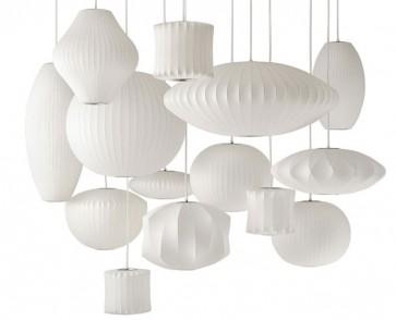 Replica George Nelson Bubble Lamp -Pearl Premium - Pendant Light - Citilux