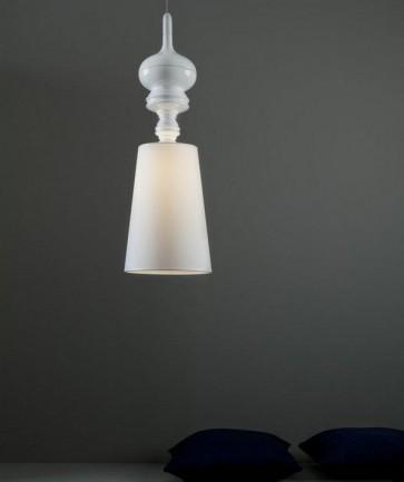 Replica Jaime Hayon Josephine T Pendant White - Pendant Light - Citilux