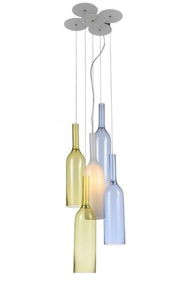 Replica Jar RGB pendant lamp - 5 - Pendant Light - Citilux