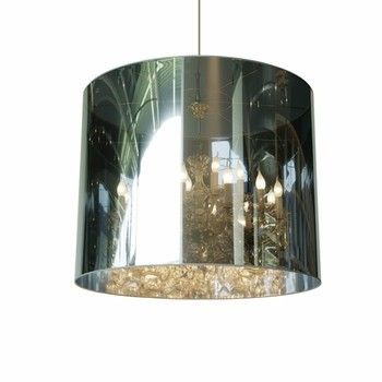 Replica Light Shade Shade Wide Chandelier - Pendant Light - Citilux