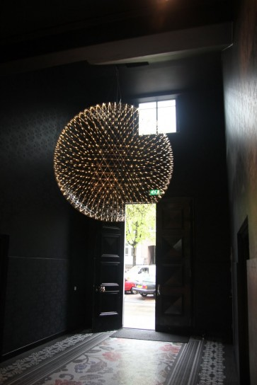 Replica Moooi Raimond Suspension Light-127cm - Pendant Light - Citilux
