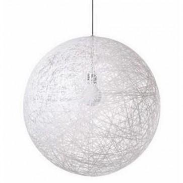 Replica Moooi Random Pendant Lamp -White 50cm - Pendant Light - Citilux