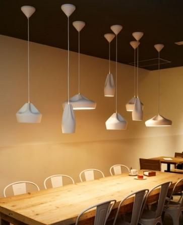 Replica Pleat box pendant lamp -24cm - Pendant Light - Citilux