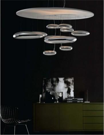Replica Ross Lovegrove Mercury Suspension Lights - Pendant Light - Citilux