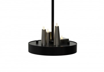 Replica Table candles pendant lamp- Round - Pendant Light - Citilux
