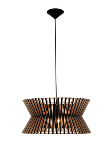 Replica Wood Kontro 6000 pendant lamp-Premium version - Pendant Light - Citilux