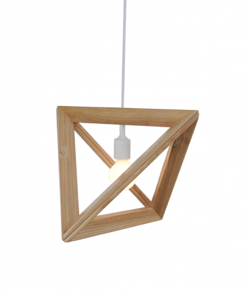 Replica Wood Lampframe Pendant Lamp - Pendant Light - Citilux