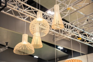 Replica Wood Octo 4240 pendant lamp-Premium version - Pendant Light - Citilux