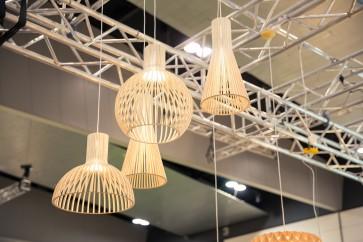 Replica Wood Secto 4200 pendant lamp -30cm-Premium version - Pendant Light - Citilux