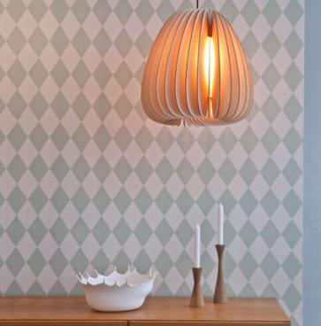 Replica Wood Volum Pendant Lamp - Pendant Light - Citilux