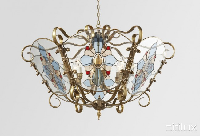 Balgowlah heights classic brass made semi flush mount ceiling light balgowlah heights classic brass made semi flush mount ceiling light elegant range citilux aloadofball Image collections