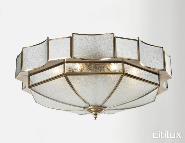Busby traditional brass made flush mount ceiling light elegant range busby traditional brass made flush mount ceiling light elegant range citilux aloadofball Images