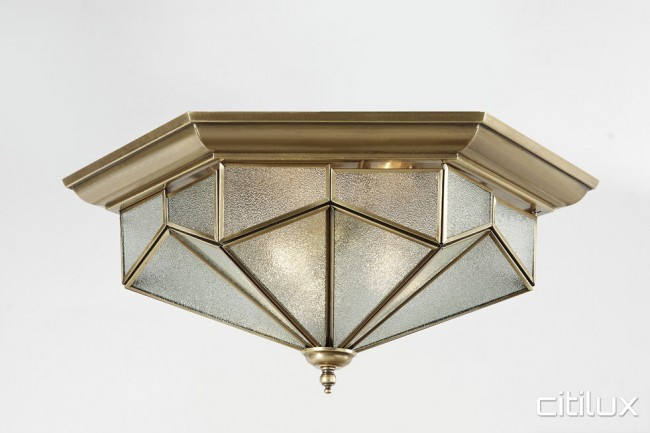 Canada bay classic brass made flush mount ceiling light elegant canada bay classic brass made flush mount ceiling light elegant range citilux aloadofball Images