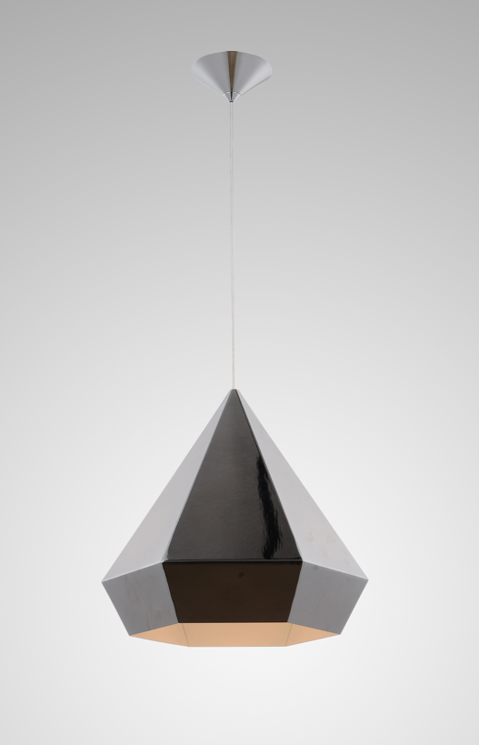 Replica Diamond Pendant Lamp By Sebastian Scherer