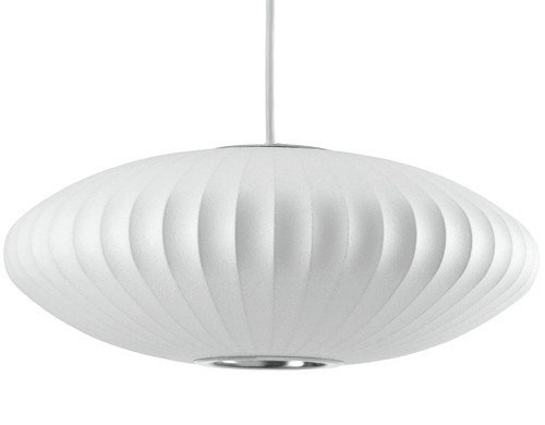 Replica george nelson bubble lamp saucer premium pendant light pendant light citilux zoom aloadofball Image collections