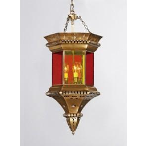 Bardwell Park Traditional Brass Pendant Elegant Range Citilux