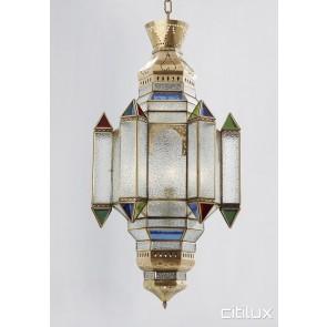 Beaumont Hills Classic Brass Pendant Elegant Range Citilux