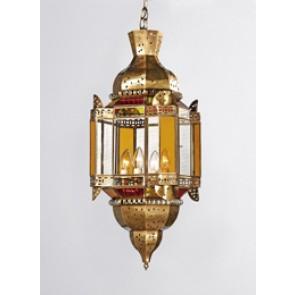 Belmore Traditional Brass Pendant Elegant Range Citilux