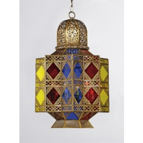 Berowra Traditional Brass Pendant Elegant Range Citilux