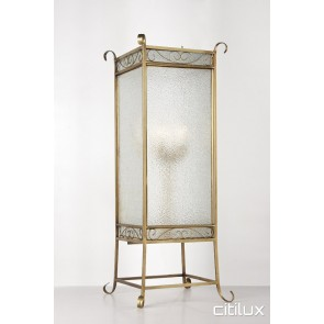 Bondi Junction Traditional Brass Table Lamp Elegant Range Citilux
