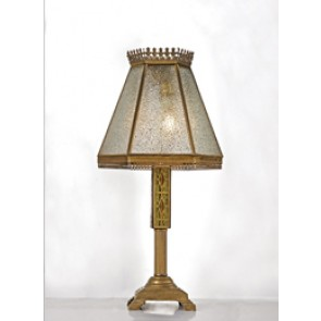 Bondi Traditional Brass Table Lamp Elegant Range Citilux