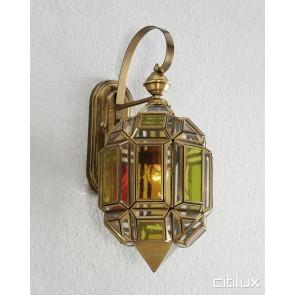 Cecil Hills Classic Brass Wall Light Elegant Range Citilux