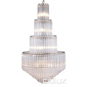 Letitia 16 Lights Chandelier Citilux