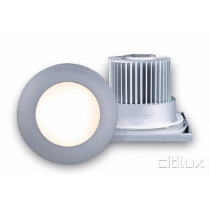 Sunlit Round Frame LED Downlights