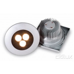 Dentec Round Frame LED Downlights